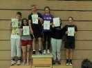 Badmintonturnier Feb14
